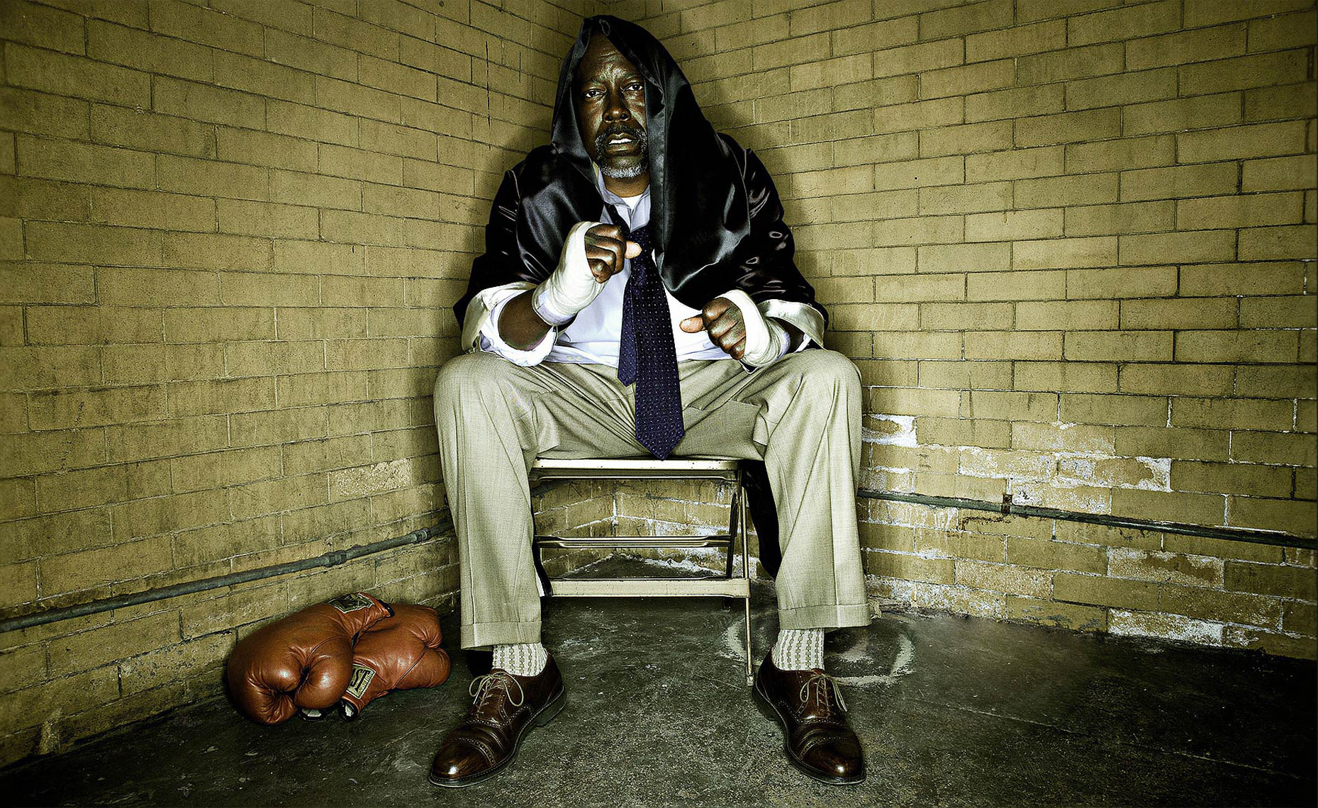 Boxing Bankers_005 | Robert Randall Advertising Photographer, Commercial Photographer, CGI, Portrait, and Lifestyle Photography