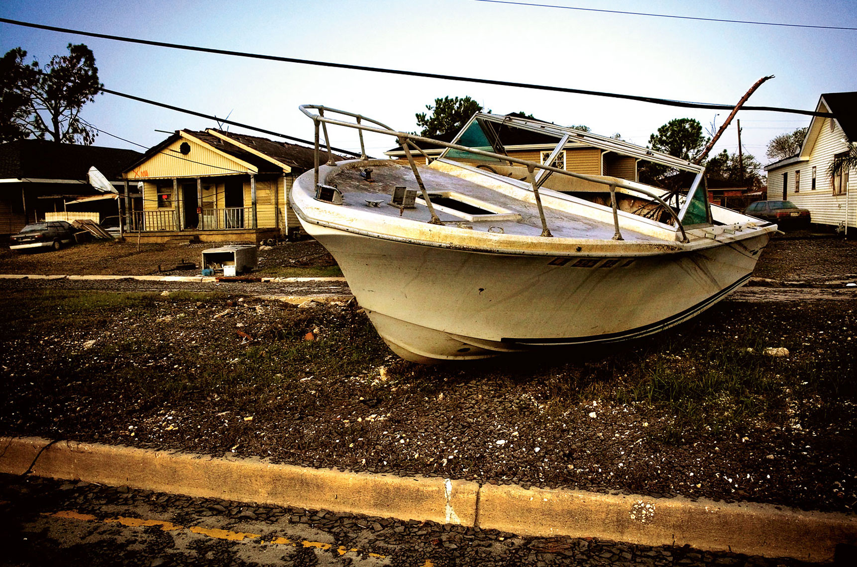 Hurricane Katrina_013| Robert Randall Advertising Photographer, Commercial Photographer, CGI, Portrait, and Lifestyle Photography