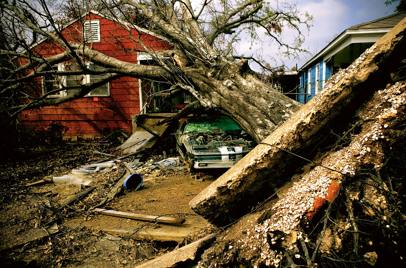 Hurricane Katrina_015| Robert Randall Advertising Photographer, Commercial Photographer, CGI, Portrait, and Lifestyle Photography